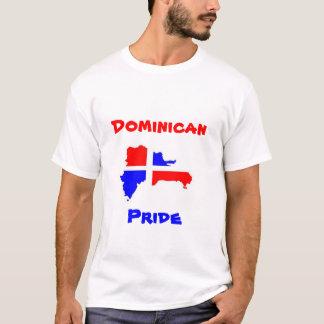 Camiseta Orgulho dominiquense