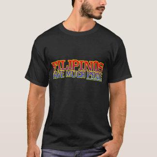 Camiseta Orgulho filipino