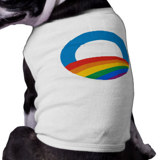 Camiseta Orgulho gay de Obama