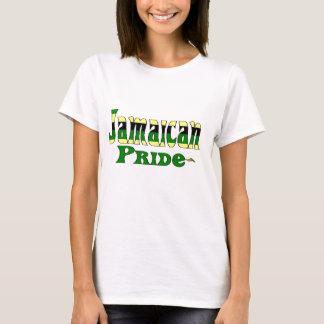 Camiseta Orgulho jamaicano