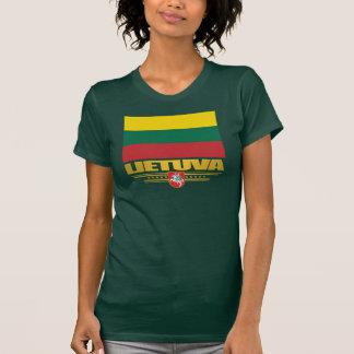 Camiseta Orgulho lituano