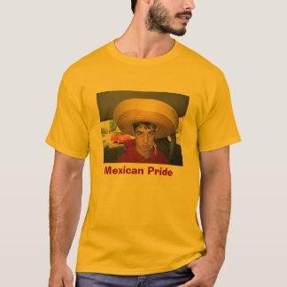 Camiseta Orgulho mexicano