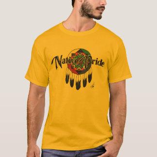 Camiseta orgulho nativo