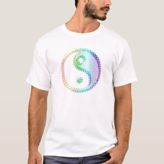 Camiseta Orgulho Ying Yang