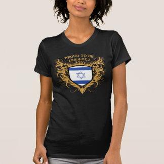 Camiseta Orgulhoso ser israelita