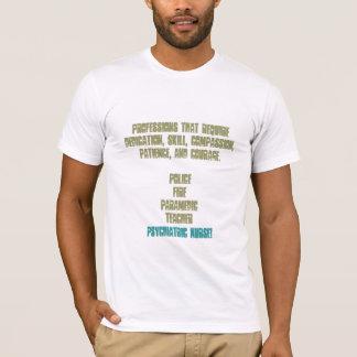 Camiseta Orgulhoso ser uma enfermeira! - Psiquiatria