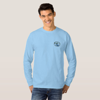 Camiseta Origens da água - luva longa