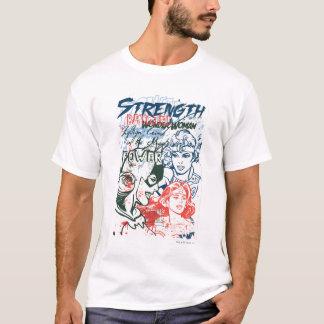 Camiseta Originais da C.C. - espaçados para fora