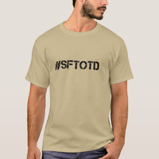 Camiseta Original do #SFTOTD