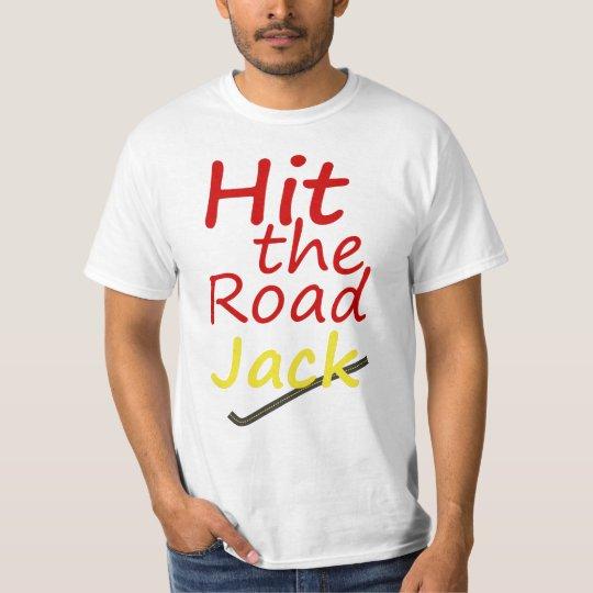 Camiseta Originart Hit The Road, Jack!