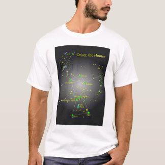 Camiseta Orion a constelação do caçador