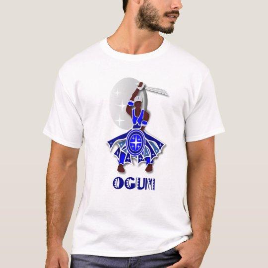 Camiseta Orixa - Ogum