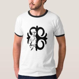Camiseta Ornamento Circassian do homem