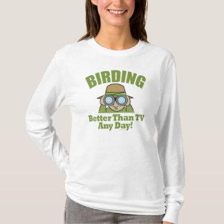 Camiseta Ornitologia