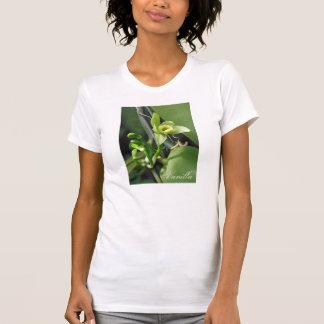 Camiseta Orquídea de baunilha