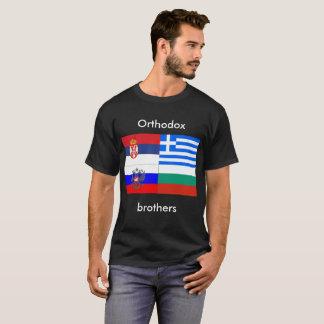 Camiseta orthodox brothers