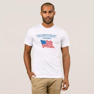 Camiseta Orvalho Herbert Camacho 2020 da montanha de Dwayne