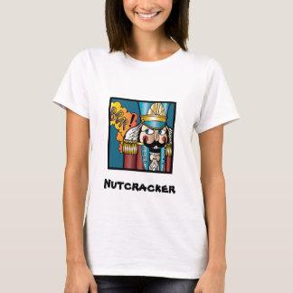 Camiseta Os 12 Farts do Nutcracker do Natal