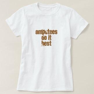 Camiseta Os amputados fazem ItBest