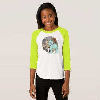Camiseta Os animais de Maizey