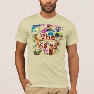 Camiseta Os anos sessenta