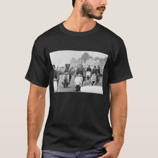 Camiseta Os anos sessenta Mods