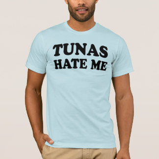 Camiseta Os atuns deiam-me