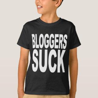 Camiseta Os Bloggers sugam