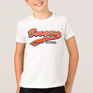 Camiseta Os Boogers não são Kosher