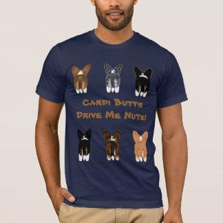Camiseta Os bumbuns de Cardi conduzem-me os loucos