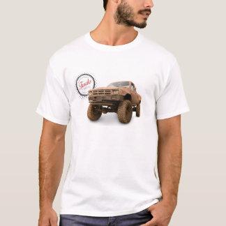 Camiseta Os caminhões são bonitos (4x4 'Yota)