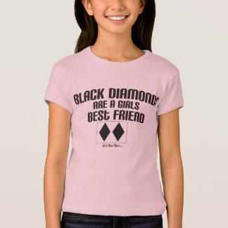 Camiseta Os carvões são um melhor amigo dos gilrs