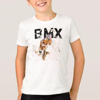 Camiseta Os cavaleiros aprontam, olham a porta… BMX