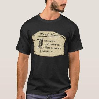 "Camiseta Os ""cheiros gostam do espírito adolescente """