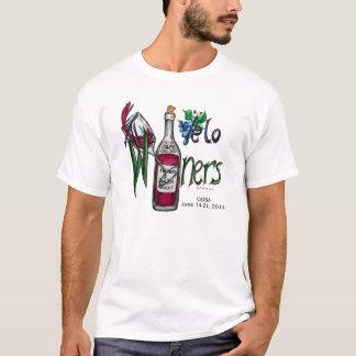 Camiseta Os Ciclistas-GOBA 2014 de Velo Winers com NOMES