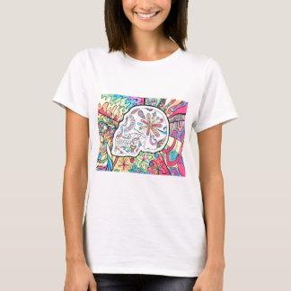 Camiseta Os cinco sentidos