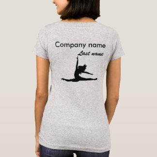 Camiseta Os dançarinos despejam melhor