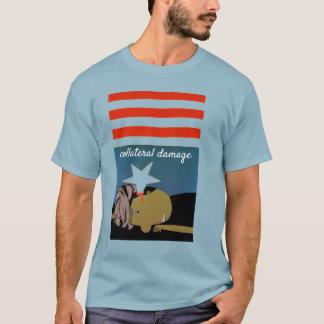 Camiseta Os danos colaterais