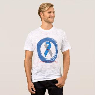Camiseta Os diabéticos sabem a dor