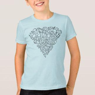 Camiseta os diamantes são forever
