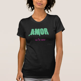 Camiseta os DOM de amor OU um gesto de amor
