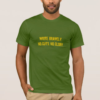 Camiseta Os escritores escrevem
