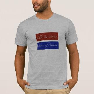 Camiseta Os estados reunidos de América