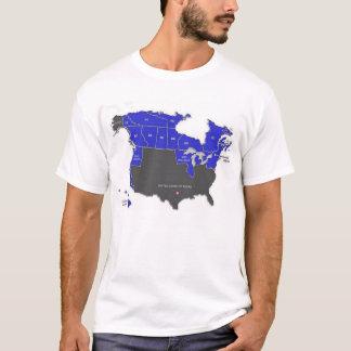 Camiseta Os Estados Unidos de Texas