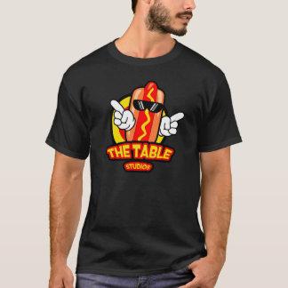 Camiseta Os estúdios da mesa