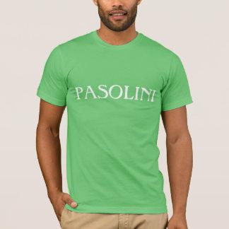 Camiseta Os fãs de Paolo Pasolini exultam