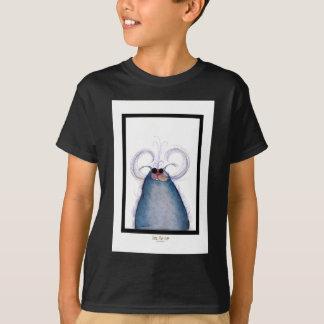 Camiseta os fernandes tony refrigeram a gato-pressão do