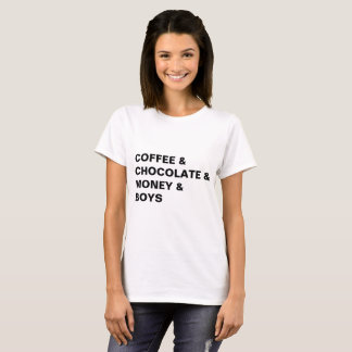 Camiseta Os fundamentos