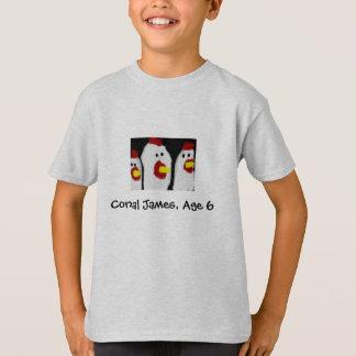 Camiseta Os galos de Conal