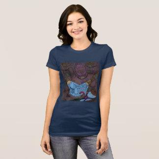 Camiseta Os gatos do espaço descobrem o fio